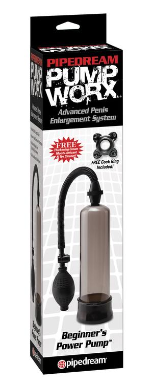 Pump worx, beginners power pump