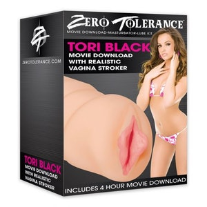 Vagina stroker, Tori Black