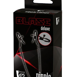 Blaze deluxe, nipple clamps