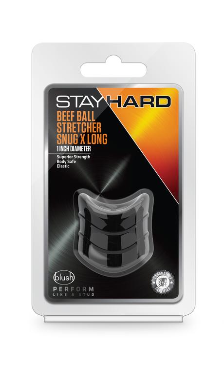 STAY HARD BEEF BALL STRETCHER SNUG XLONG