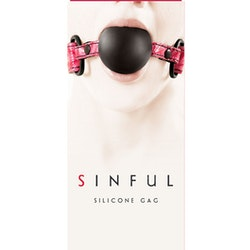 Sinful, Soft Silicone Gag