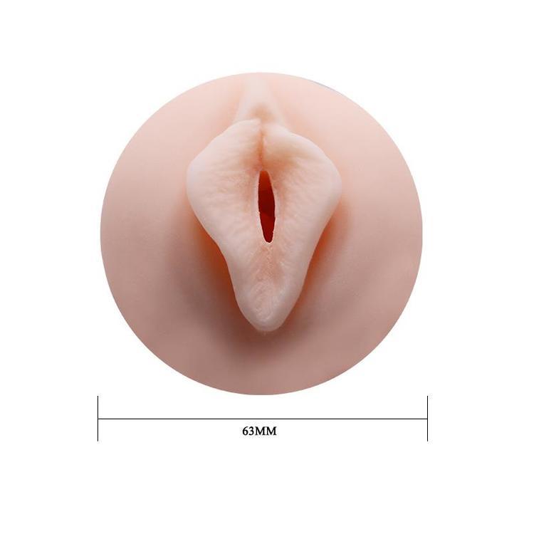 Crazy Bull, Masturbator vagina