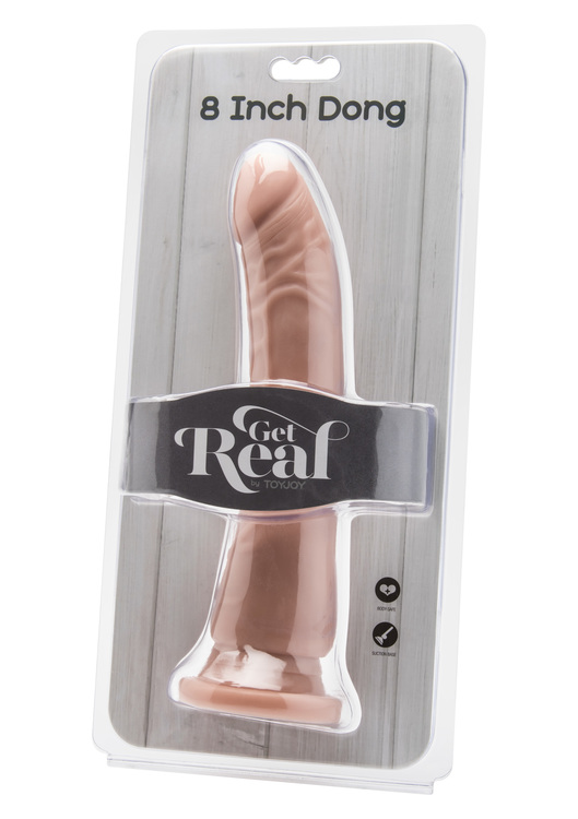"Get Real, 8"" dong"