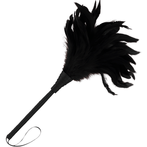 DARKNESS BLACK FEATHER LUX
