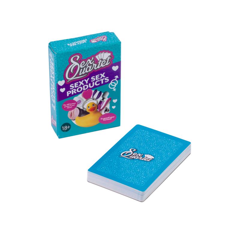 Sexquartet - Products