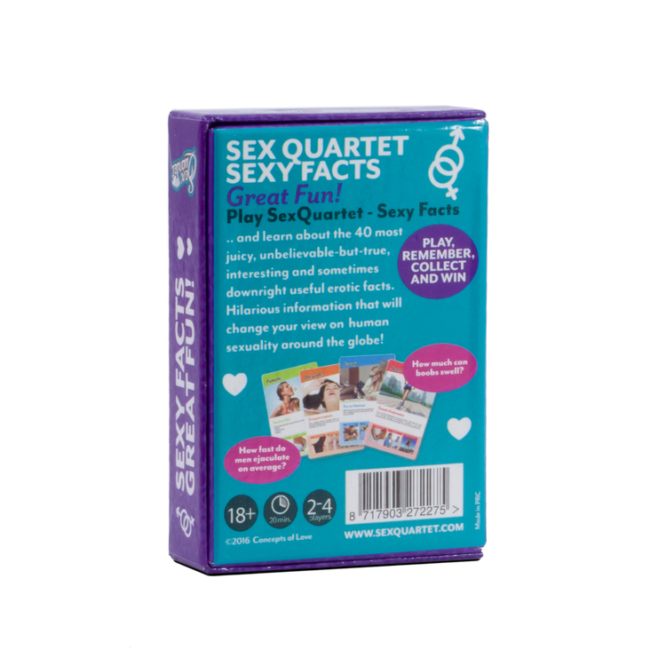 Sexquartet - facts