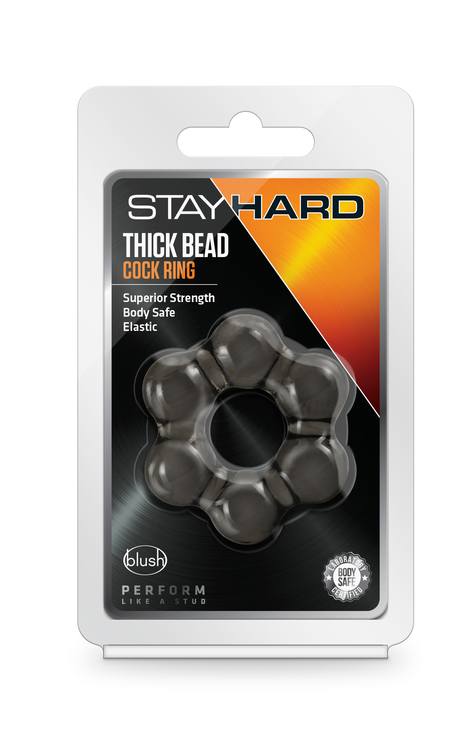 Stay hard, Thick bead cock ring