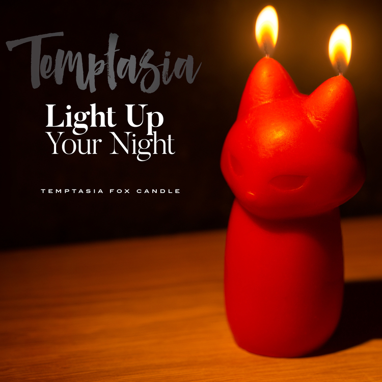 Temptasia, Fox drip candle