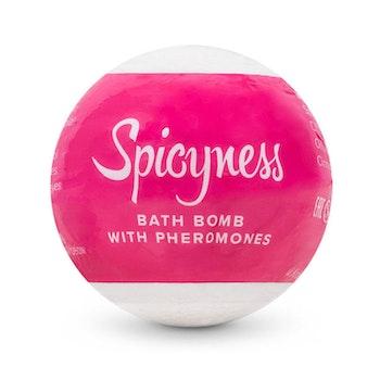 Spicyness, badbomb med feromoner