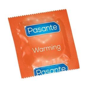 Pasante, Warming