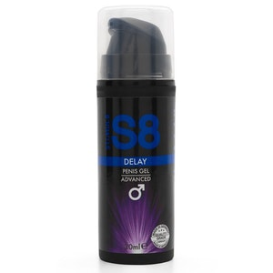 S8 Delay Penis Gel  30ml