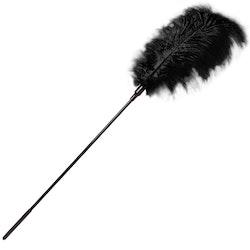 GP, Large feather tickler, Svart