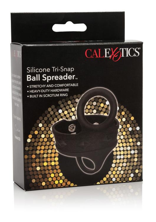 Silicone 3-Snap Ball Spreader