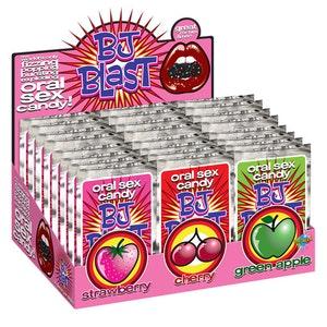 BJ Blast, Green apple