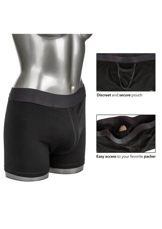 Boxer Brief with Packing Pouch