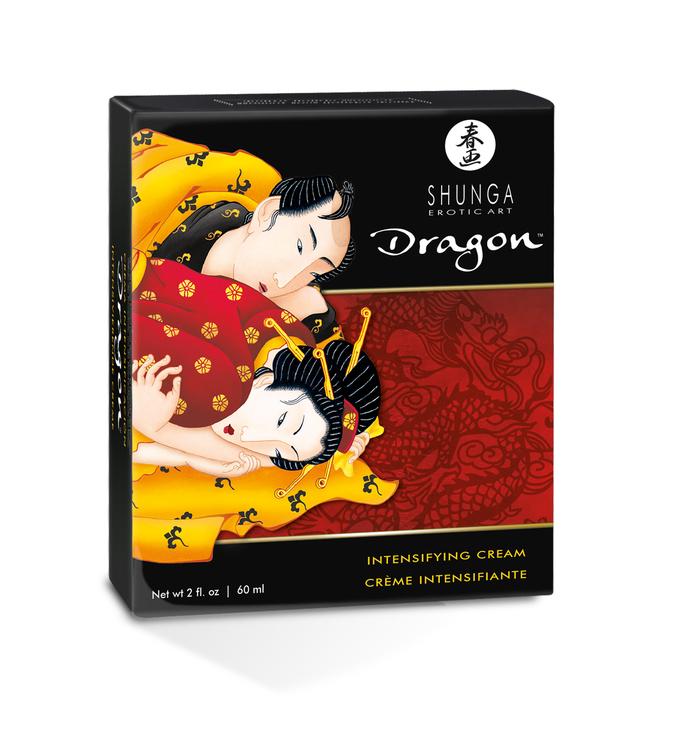 Shunga, Dragon virility cream 60 ml