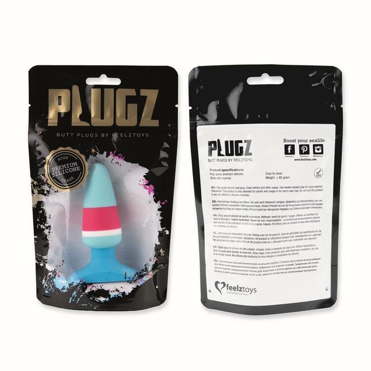 Feelztoys, Butt plug colors no.1
