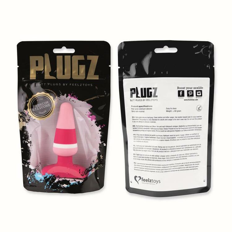 Feelztoys, Butt plug colors no.2