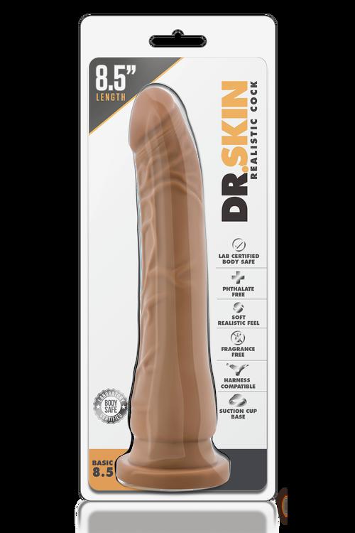 Dr. Skin, naturtrogen dong, 8,5 inch