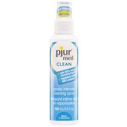 pjur med CLEAN, personal cleaning spray