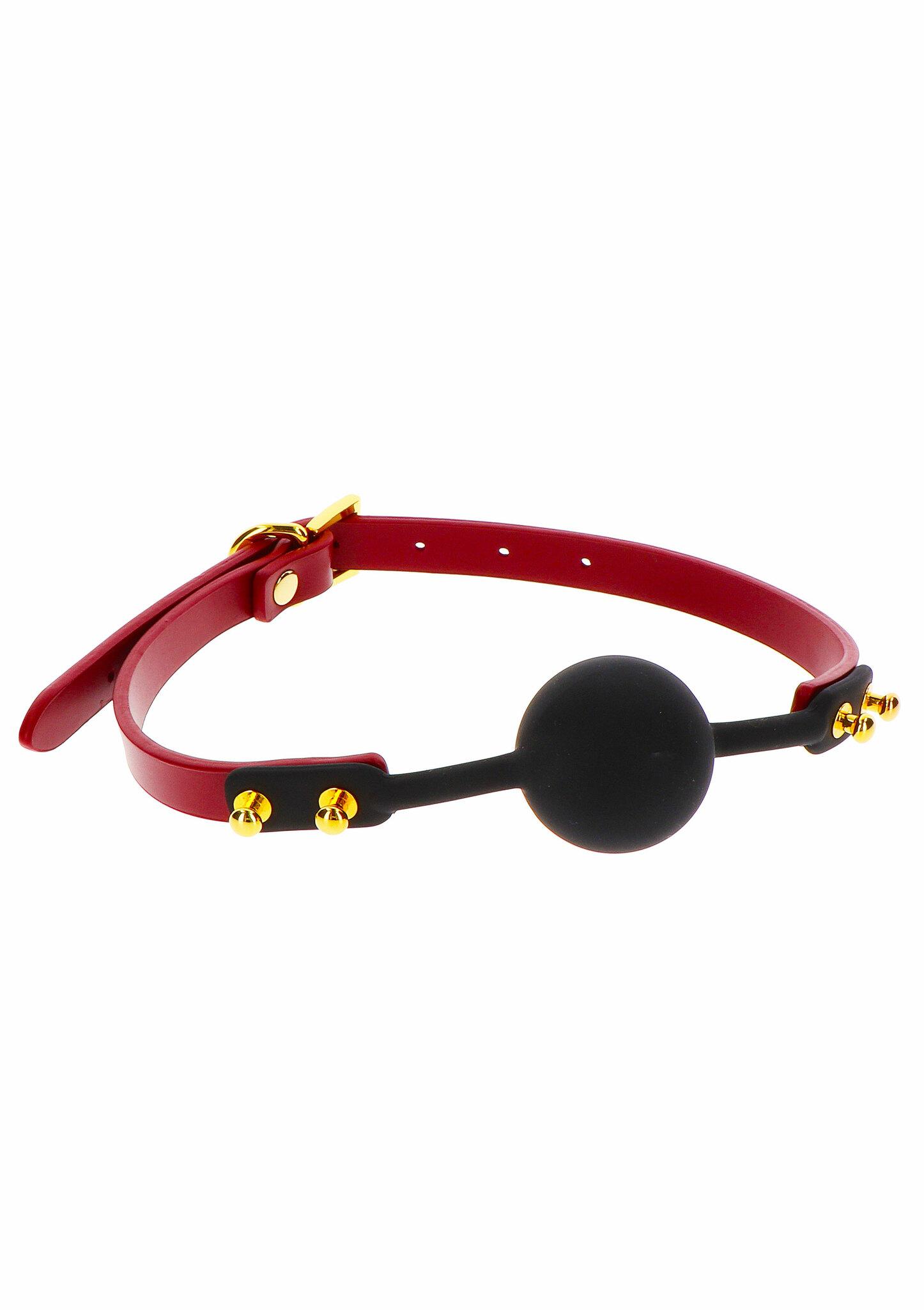 TABOOM - Silicone Ball Gag