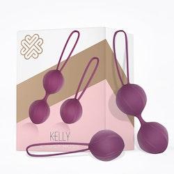 Engily Ross - Kelly, Kegel balls
