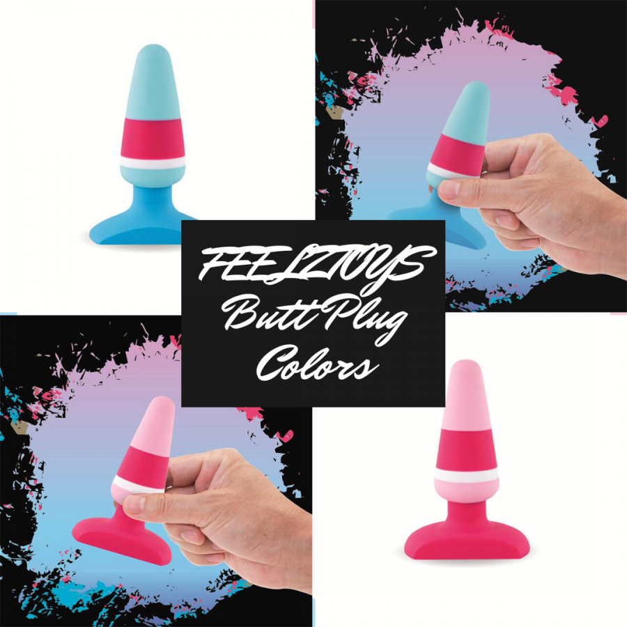 FEELZTOYS Butt Plug Colorscta image