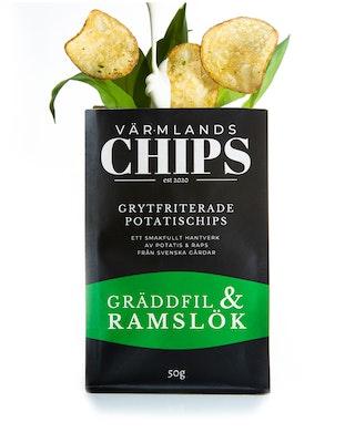 Gräddfil & Ramslök (4-pack)