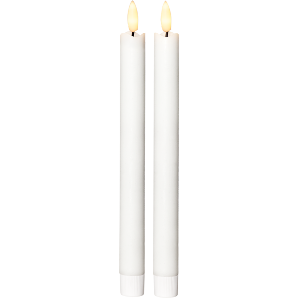 LED Antikljus 2-pack