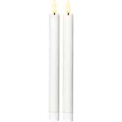LED Antikljus 2-pack