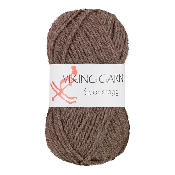 Viking garn Sportsragg
