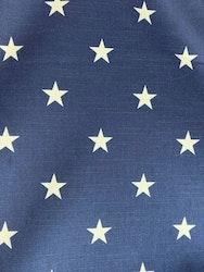 Stjärna Marinblå