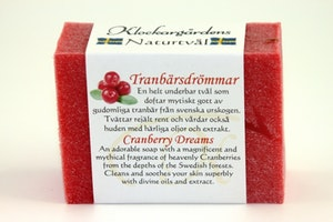 Tvål-Tranbärsdrömmar