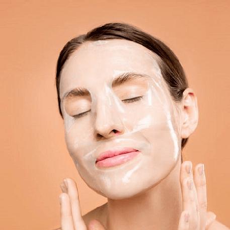 Återfuktande ansiktsmask