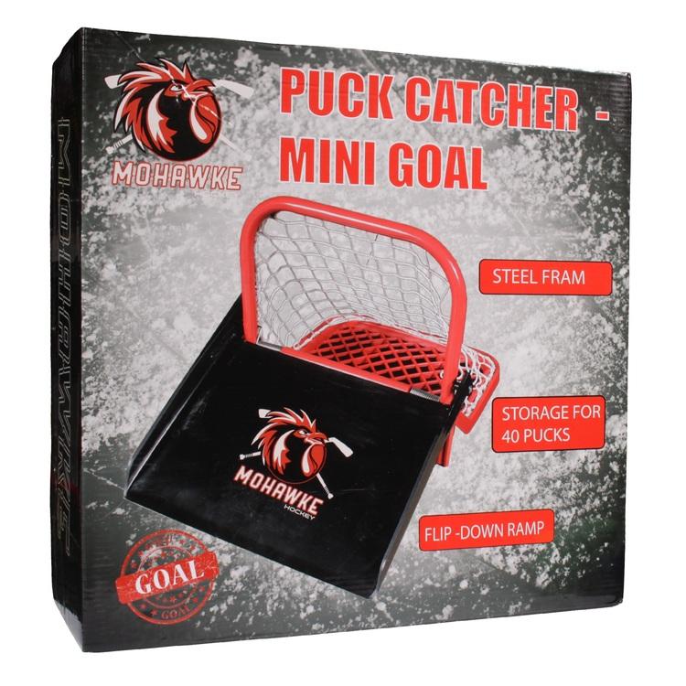 Puck catcher spel