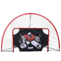 Mohawke Skyddsnät Hockey till Hockeymål