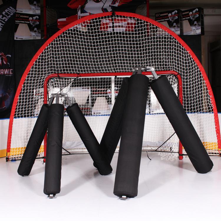 Hockey shot blocker pro
