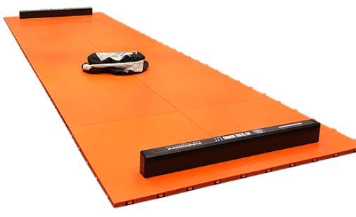 Slideboard hockey
