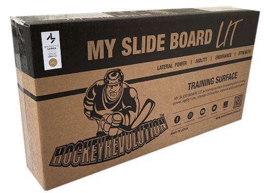 Hockey slideboard