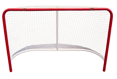 Hockeymål officiell storlek