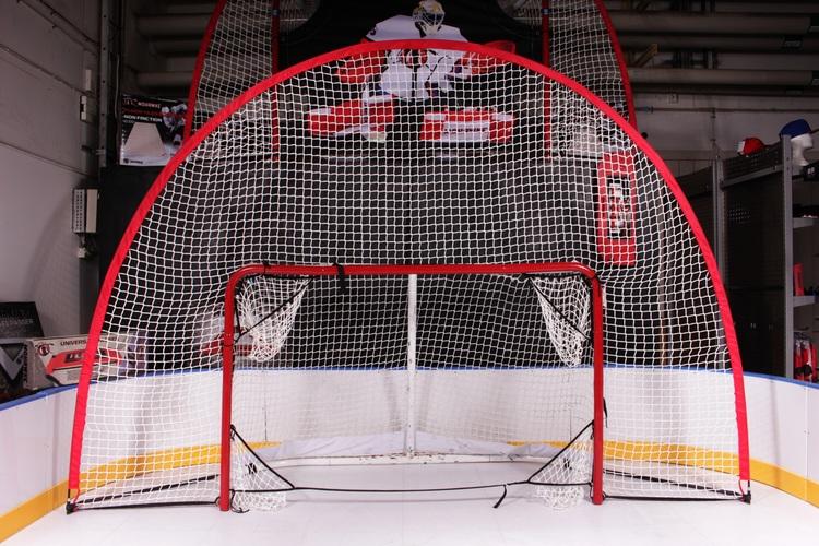 Skyddsnät hockey Mohawke