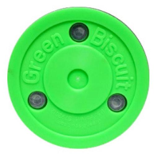 Green Biscuit Puck