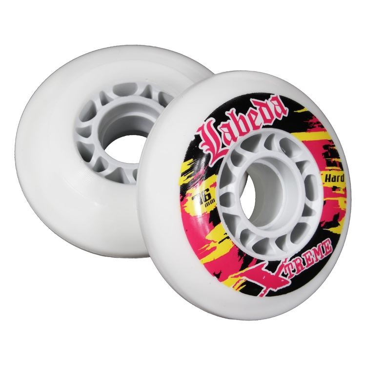 Labeda Xtreme Hard inlineshjul 68 mm