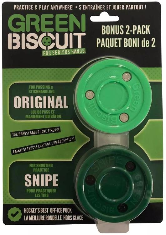 Frosta Hockey Green Biscuit