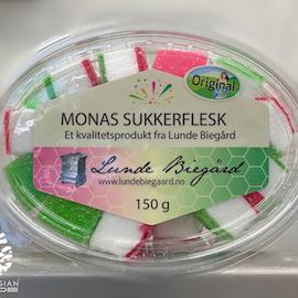 150g Sukkerflesk Original