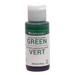 Konditorfarge Grønn 29,5ml - LorAnn