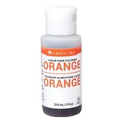 Konditorfarge Orange 29,5ml - LorAnn
