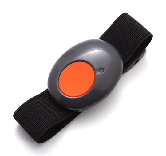 Larmknapp, Armband T51P