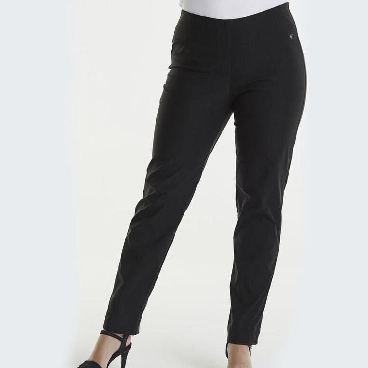Laurie Emma/Betty Regular Bukse 27004 SL sort