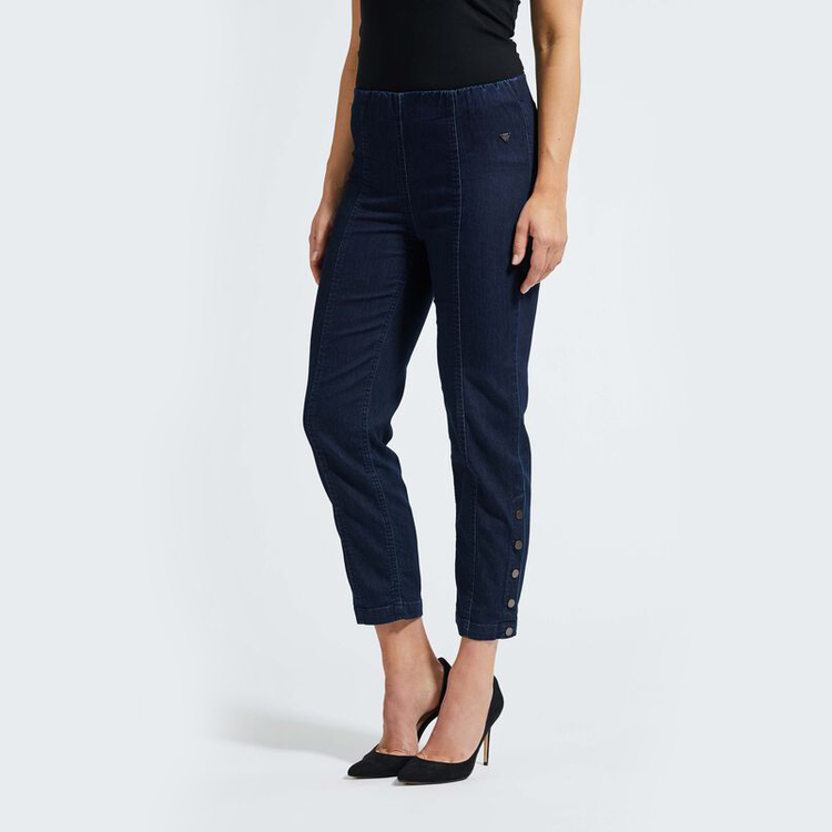 LauRie Polly Regular Cropped Jeans 24462 7/8 Blå